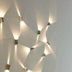 trang trí nhà với đèn led